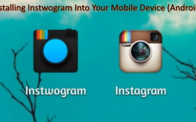 Install Instwogram On Your Mobile Handset